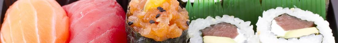 Comida japones a domicilio