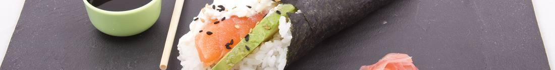 Comida japones a domicilio, restaurante japonés en Sevilla