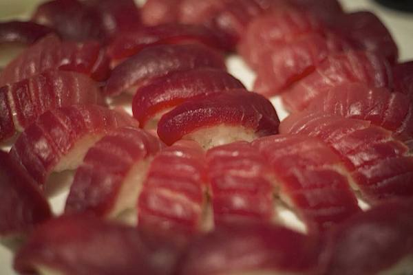 Sushi, comida japonesa, restaurante japonés en Sevilla