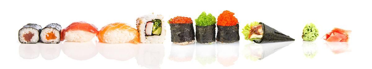 Comida japonesa, sushi a domicilio, restaurante en Sevilla