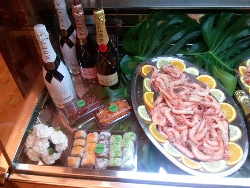Wasabi Sevilla introduce sushi en la oferta gastronómica del Real de la Feria