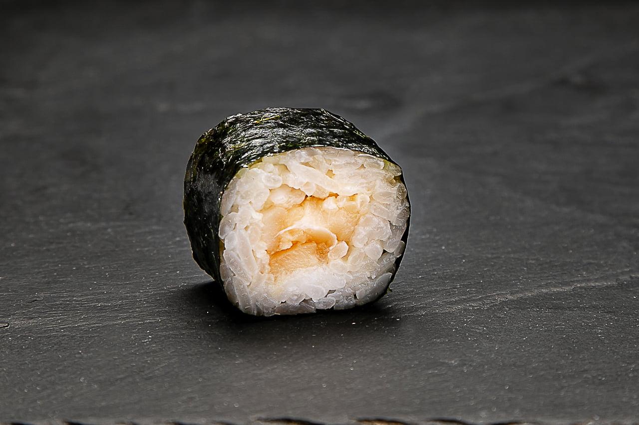 Maki Tartar de pez mantequilla